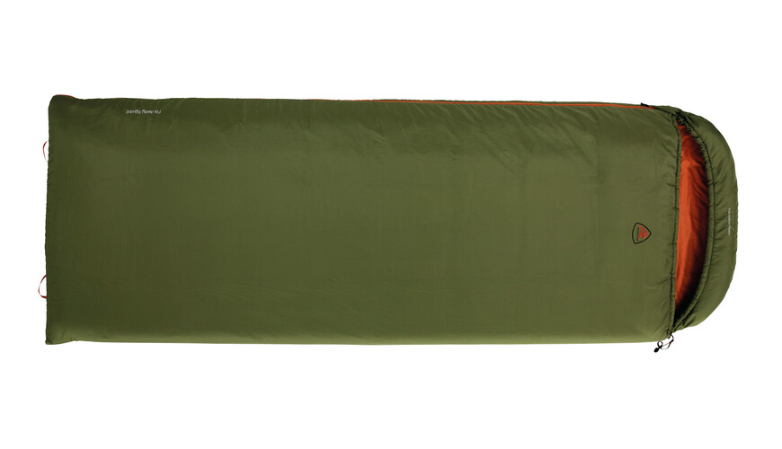 Robens Far Away Square - Sac de couchage - olive
